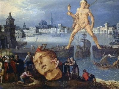 The Colossus at Rhodes