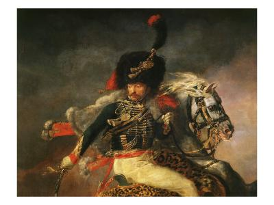 Charging Chasseur, 1812, Detail