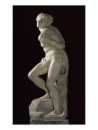 The Rebellious Slave, 1513-15