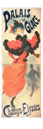 Palais de Glace, Champs Elysees, Paris, 1894