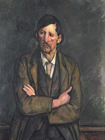 Man with Crossed Arms, c.1899