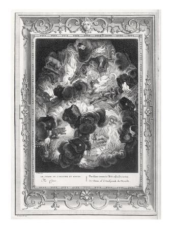 The Chaos, engraved by Bernard Picart
