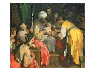 The Circumcision of Christ, 1590