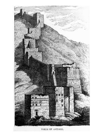 Walls of Antioch, 1894