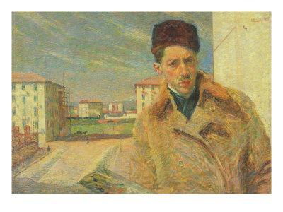Self Portrait, 1908