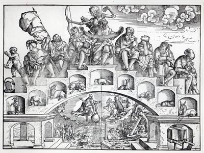 The Nine Ages of Man