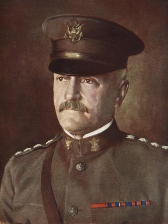 General John Joseph Pershing, 1914-19