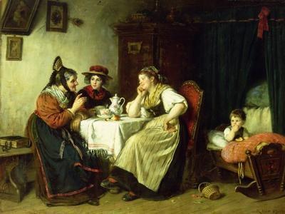 The Gossips, 1887