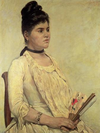 Portrait of the Step Daughter, 1889