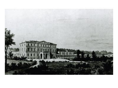 Sala', the Country Home Near Parma of Duchess Marie-Louise