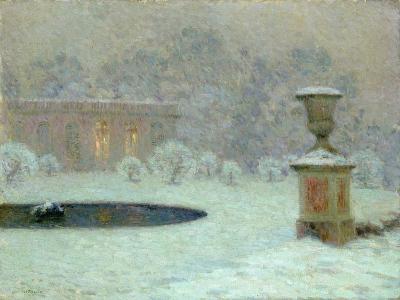 The Trianon Under Snow, c.1905