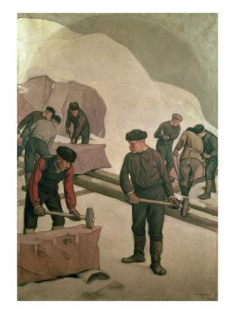 Stone Breakers, 1903