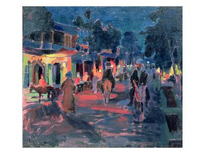Night Cafe, 1910s