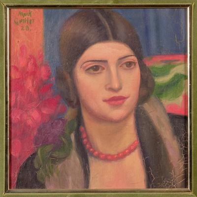 Portrait of a Young Woman, 1928
