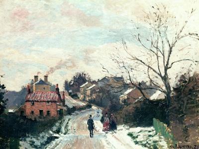 Fox Hill, Upper Norwood, 1870