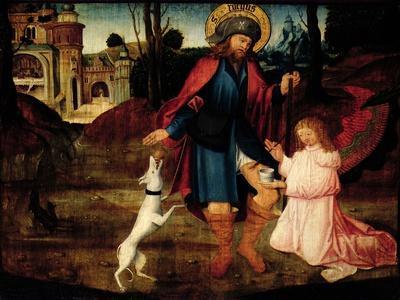 The Healing of Saint Roch