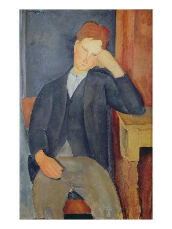 The Young Apprentice, c.1918-19
