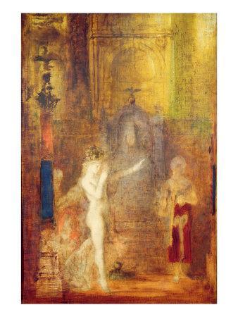 Salome Dancing before Herod, c.1876