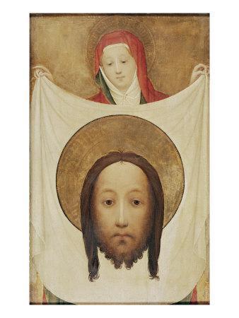Saint Veronica with the Sudarium, c.1420