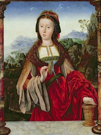 Mary Magdalene, c.1520-25