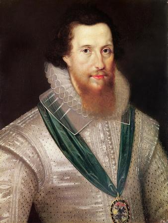 Portrait of Robert Devereux