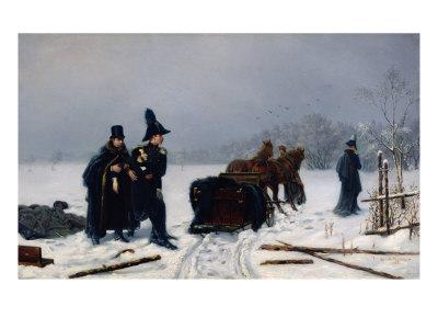 Alexander Pushkin's Duel with Georges D'Anthes, 1884
