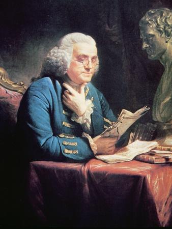 Benjamin Franklin, 1766