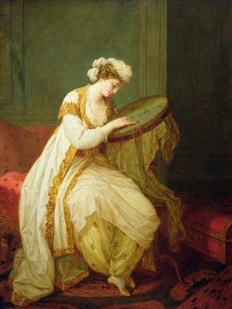 A Turkish Woman, 1773