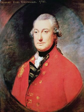Charles Cornwallis, 1st Marquis Cornwallis