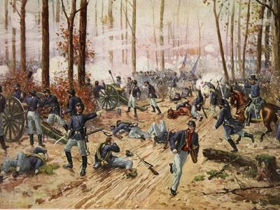 The Battle of Shiloh April 6Th-7th 1862