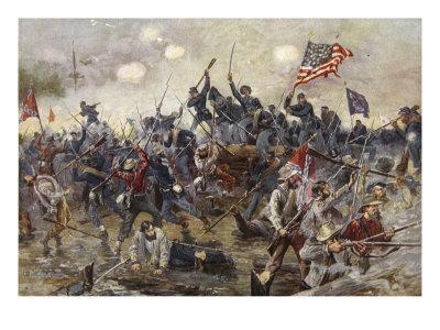 The Battle of Spotsylvania, May 8-21 1864