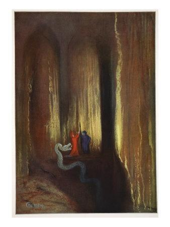 Dark Cavern, 1906