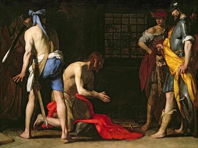 The Beheading of John the Baptist, 1634
