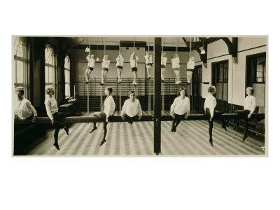 The Gymnasium, London Grammar School for Girls, 1936