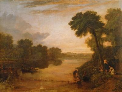 The Thames near Windsor, c.1807