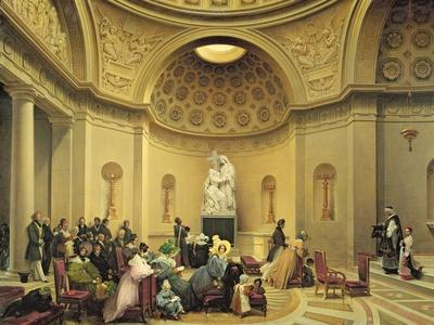 Mass in the Expiatory Chapel, 1830-48