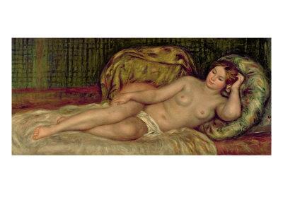 Large Nude, 1907
