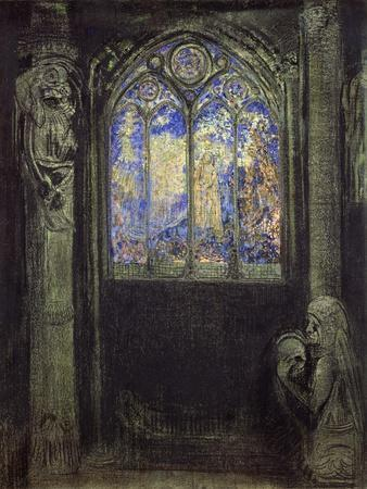 The Stained Glass Window, 1904