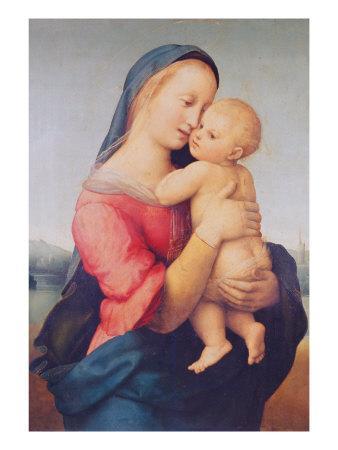 The 'Tempi' Madonna, 1508