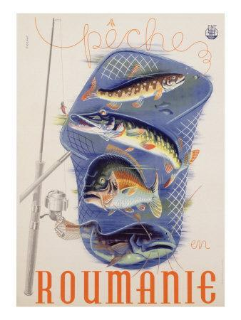 Poster Advertising Romania, designed by P. Grant and printed by I. P. 4, Bucharest, c.1932