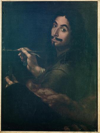 Self Portrait, C.1642
