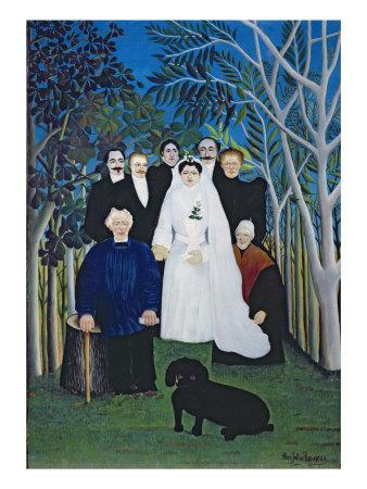 The Wedding Party, c.1905