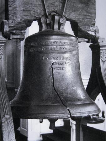 The Liberty Bell, Cast in 1752