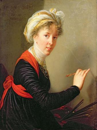 Self Portrait, 1800