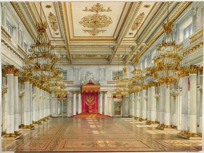 St George's Hall, Winter Palace