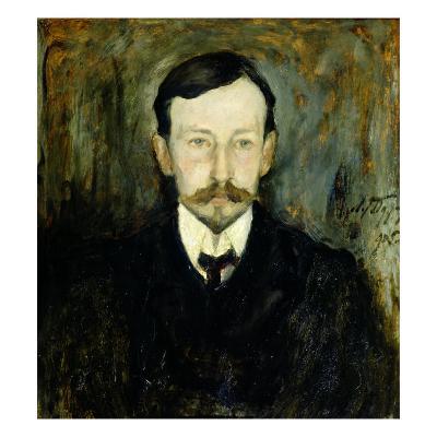 Portrait of Ivan Bunin, 1905