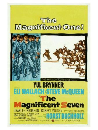 The Magnificent Seven, 1960