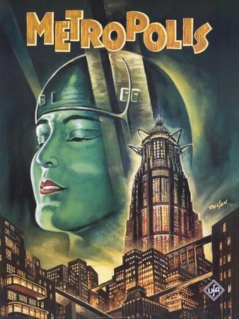 Metropolis, 1926