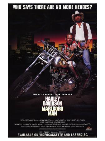 Harley Davidson and the Marlboro Man, 1991