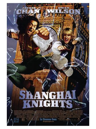 Shanghai Knights, 2003
